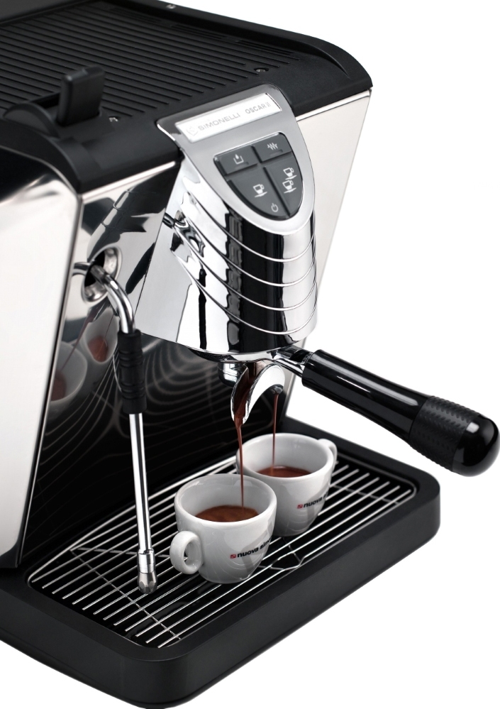 Кофемашина Nuova Simonelli OscarIITank - 6