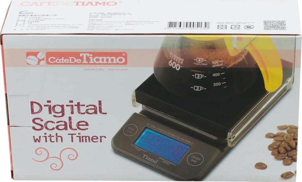 Электронные весы TIAMO - 8