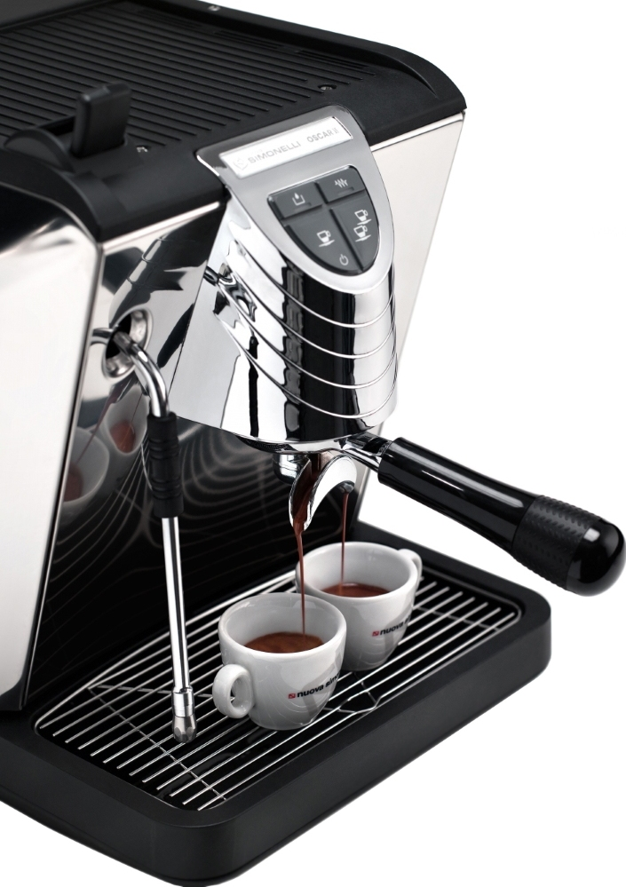 Кофемашина Nuova Simonelli OscarIIBlack - 5