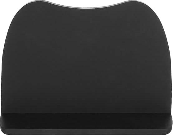 Коврик для темпинга RHINOWARES угловой, чёрный, 21x15 см - 1